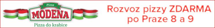 Pizza Praha rozvoz zdarma